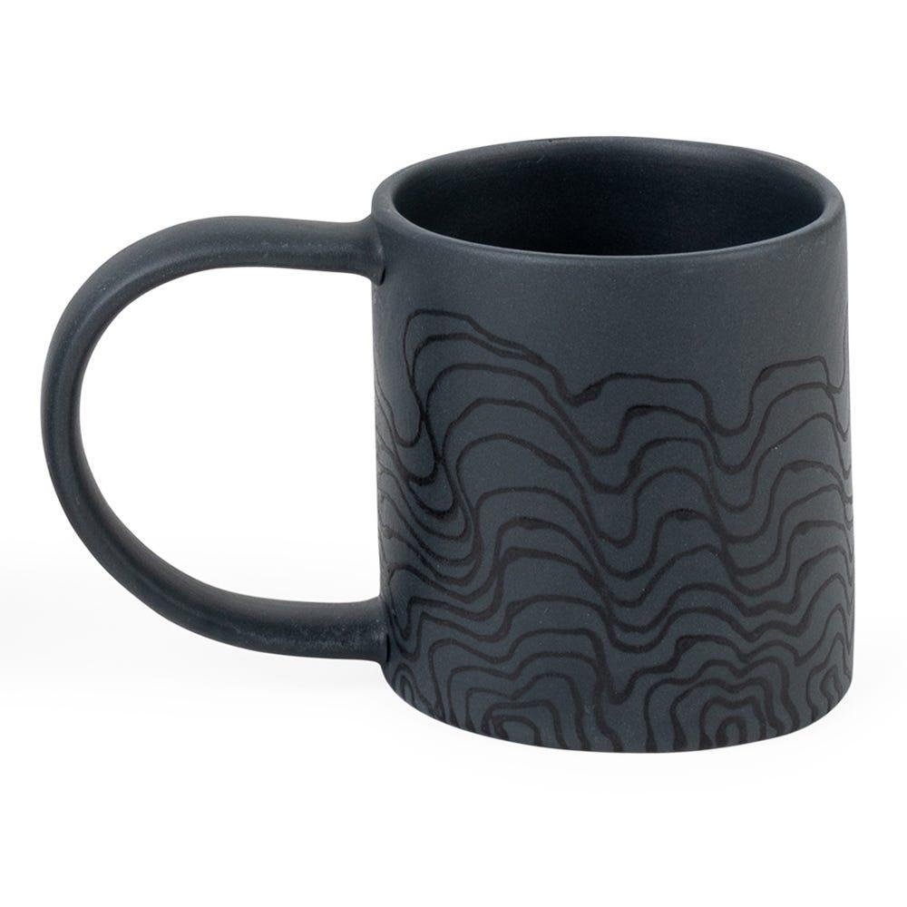 Estuarine Espresso Cup Black
