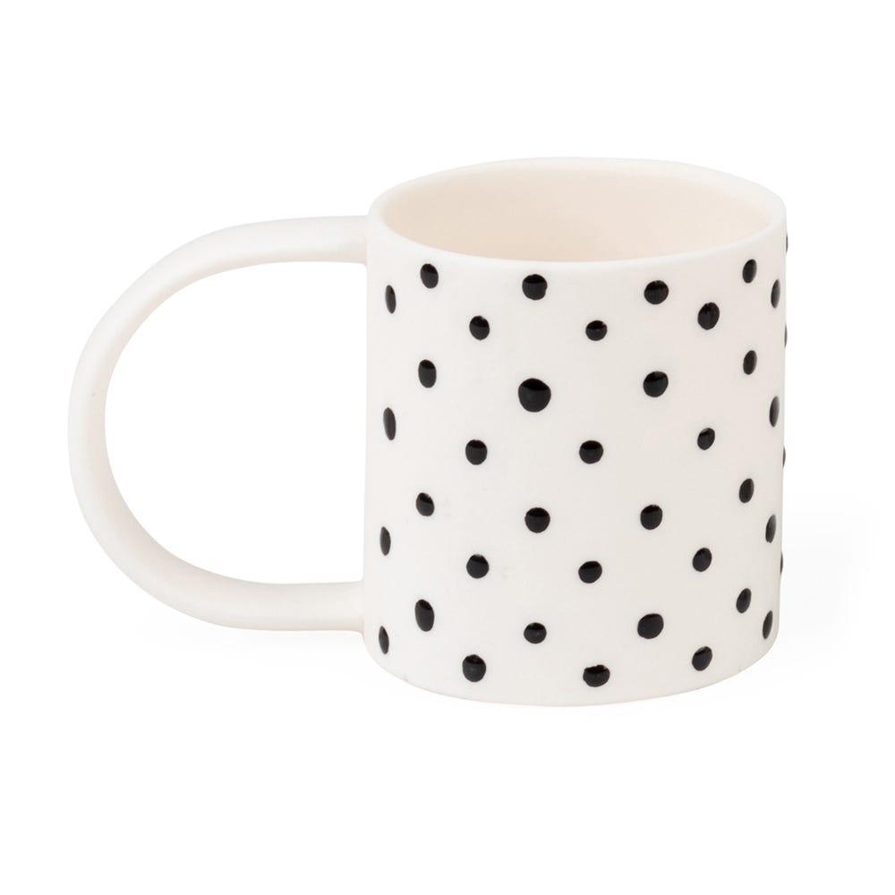Spots Espresso Cup White