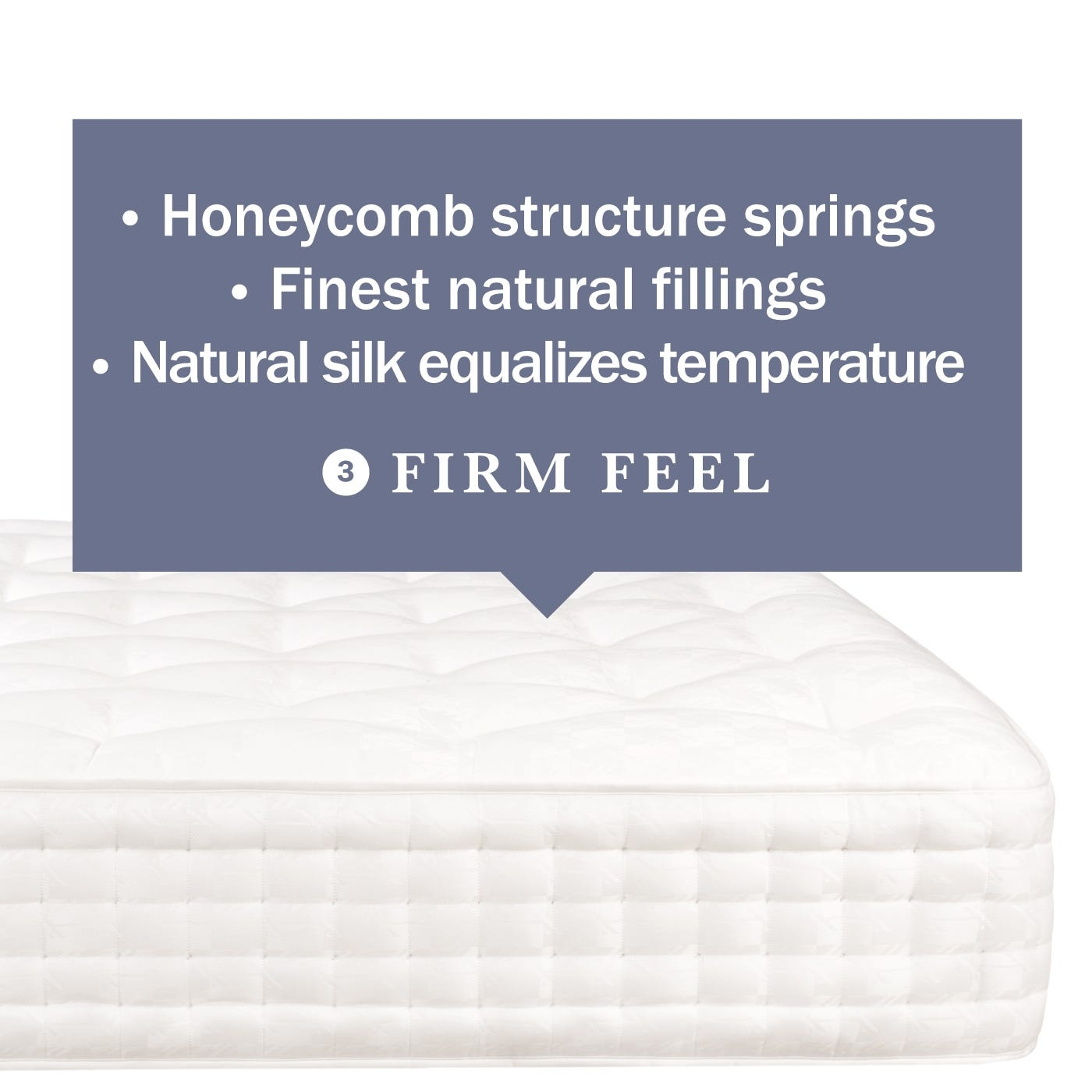 Natural Sleep Silk Mattress