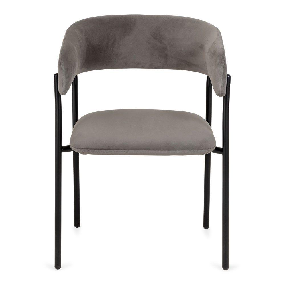 Neo Velvet Dining Chair