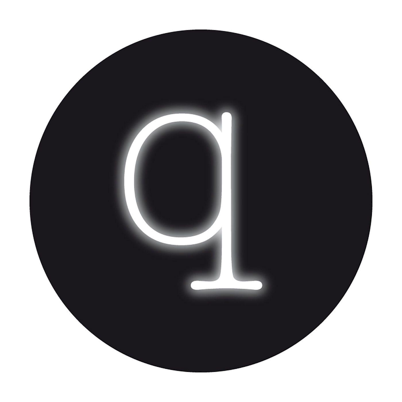 Neon Font Wall Light Q