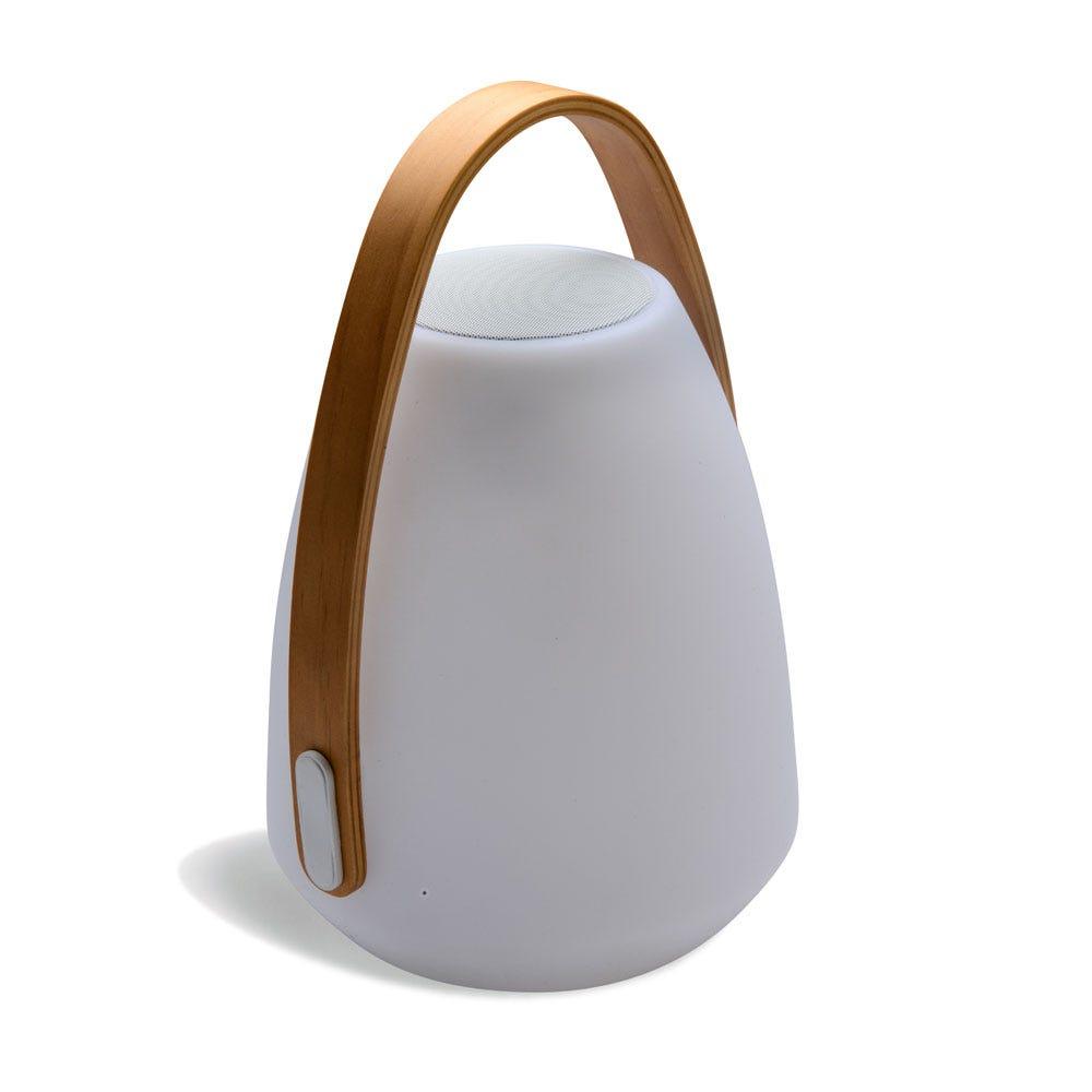 Neptune Portable Speaker Lantern