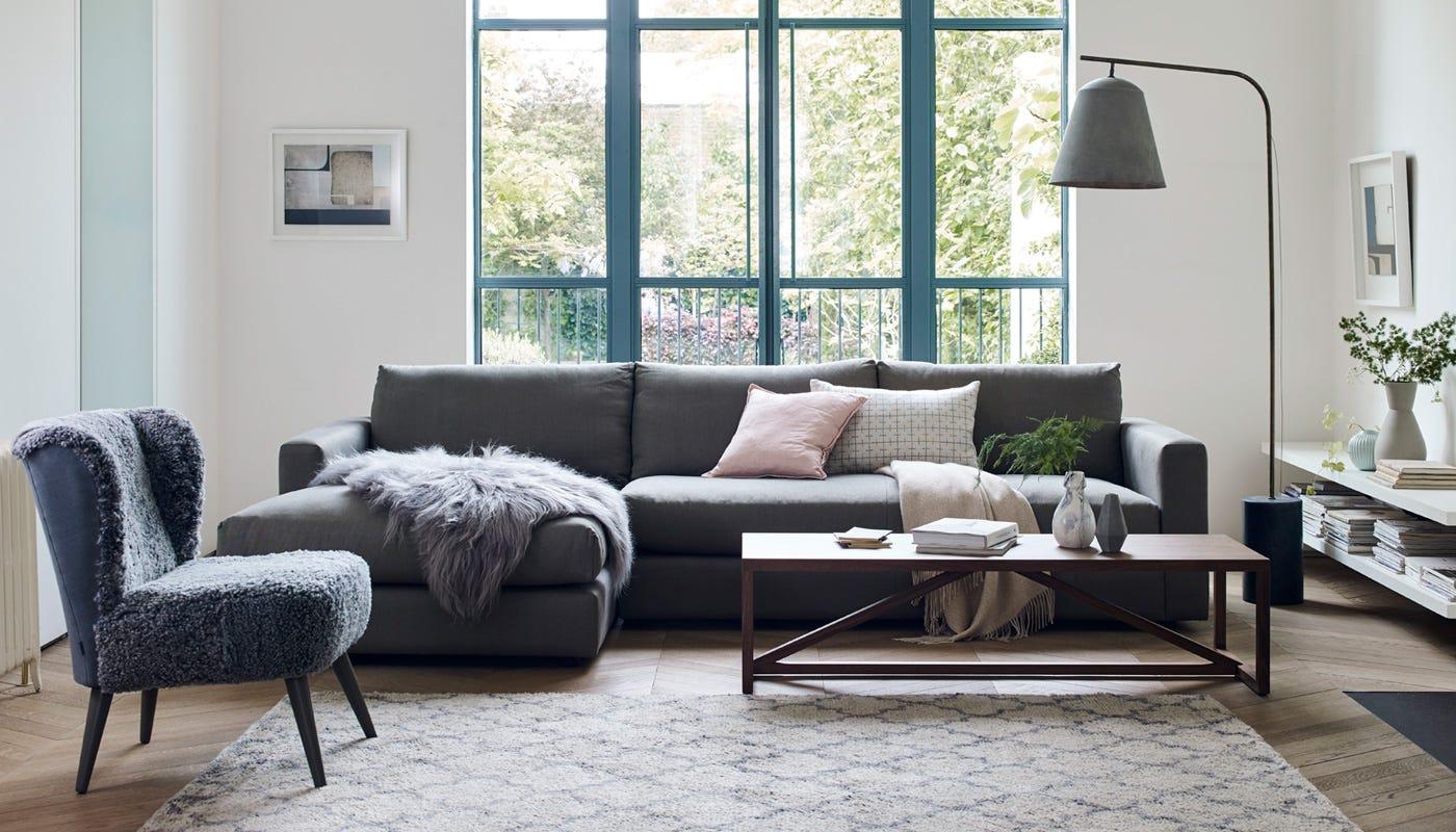 Nimbus Bedroom Furniture Nimbus 3 Seater Sofa