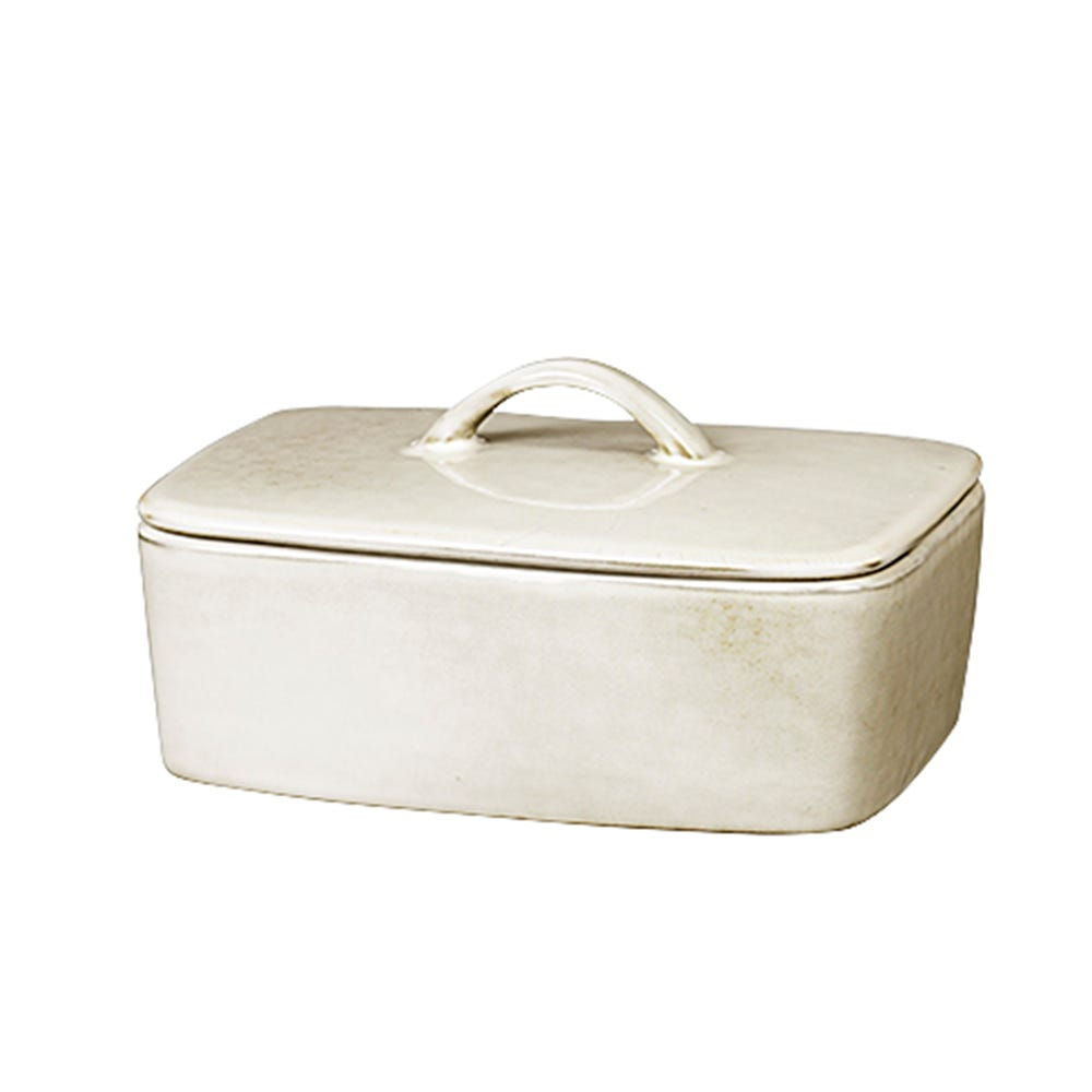 Nordic Sand Butter Dish