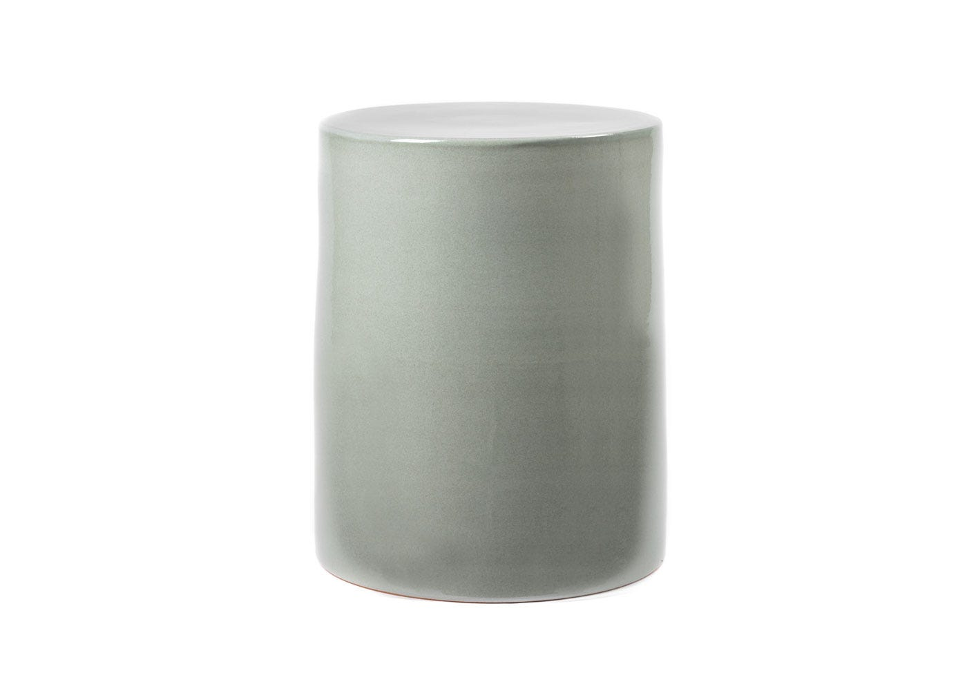 As shown: Pawn side table in grey.
