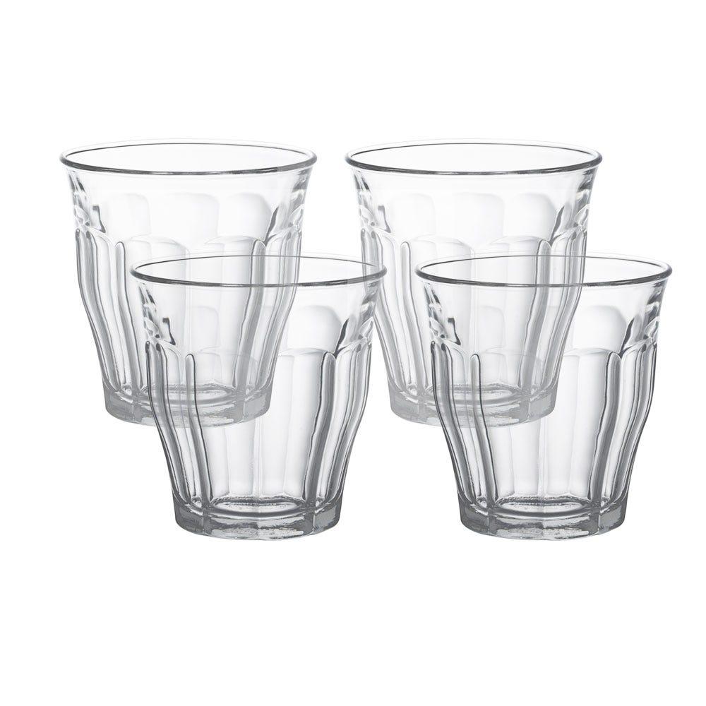 Picardie Glasses 25cl Set of 4