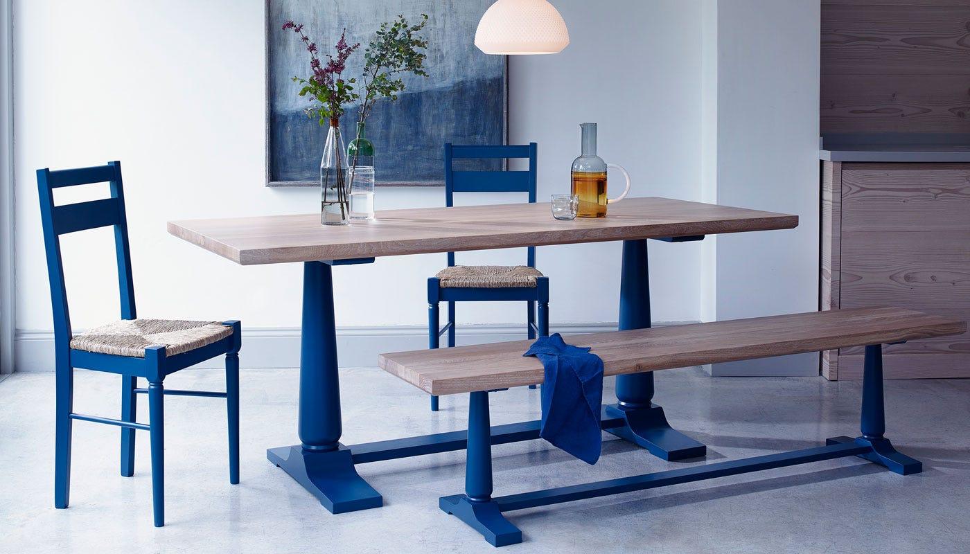 Heal s Pinner Rectangular Dining Table