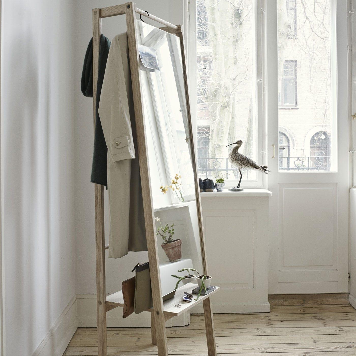 Skagerak Push Floor Standing Mirror | HEAL\'S