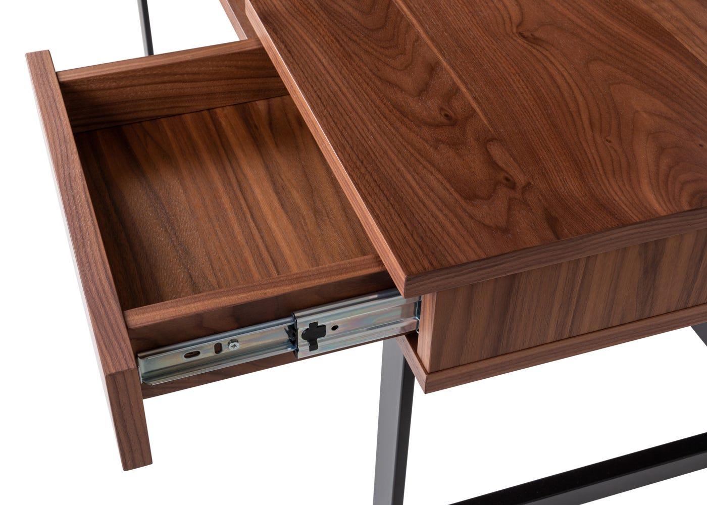 Desk drawer.