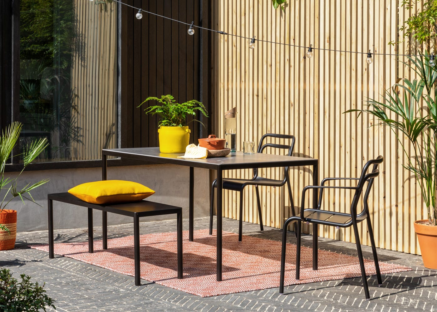with the Petra Garden Furniture range