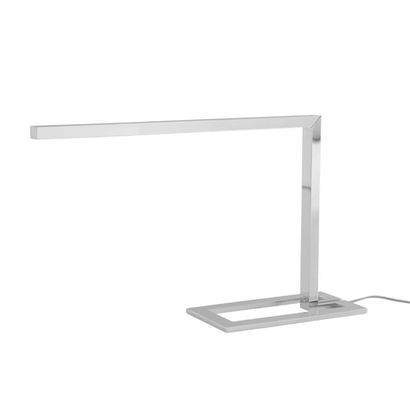 Draad Desk Lamp Brilliant Chrome