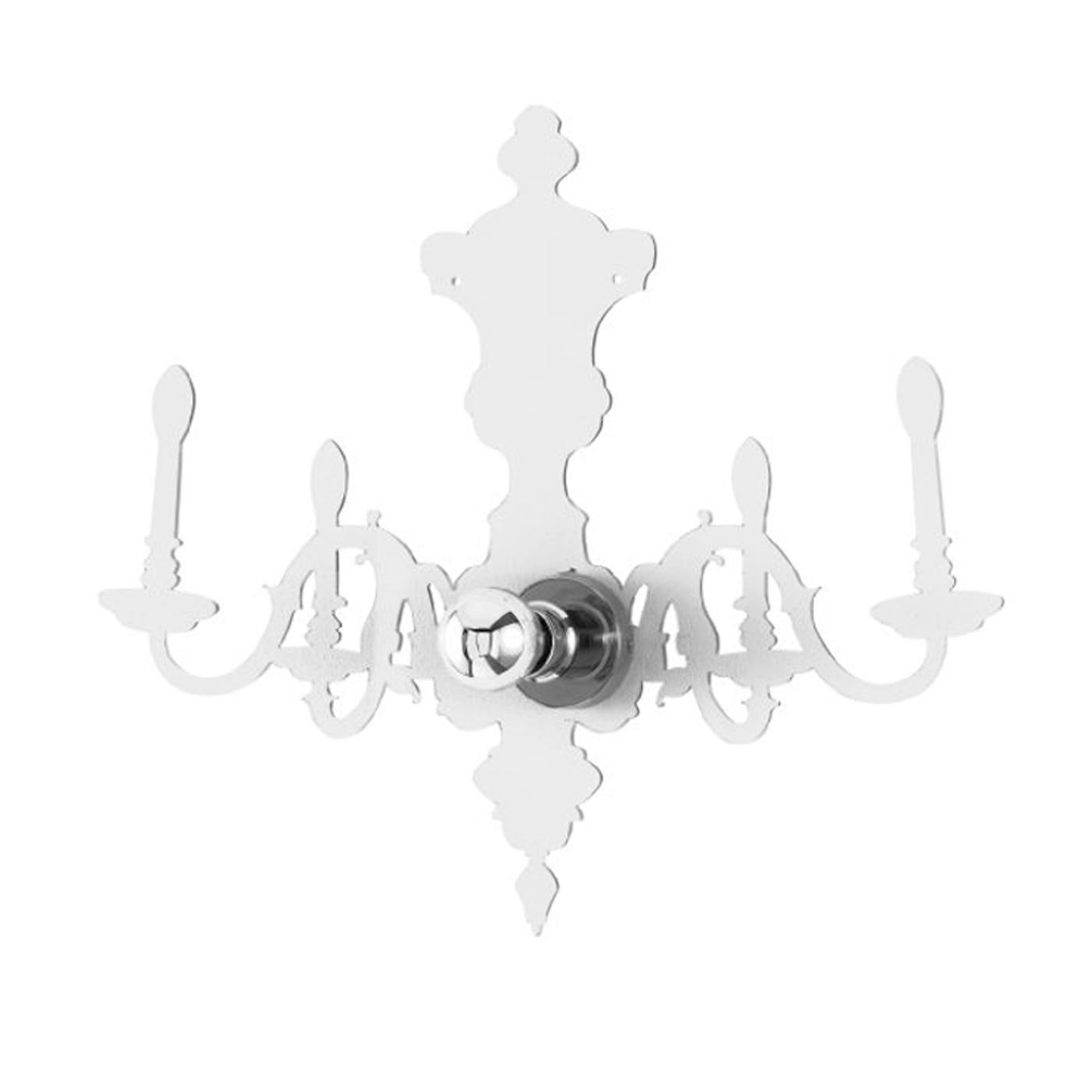Louis 5D Wall Light Transparent Mini