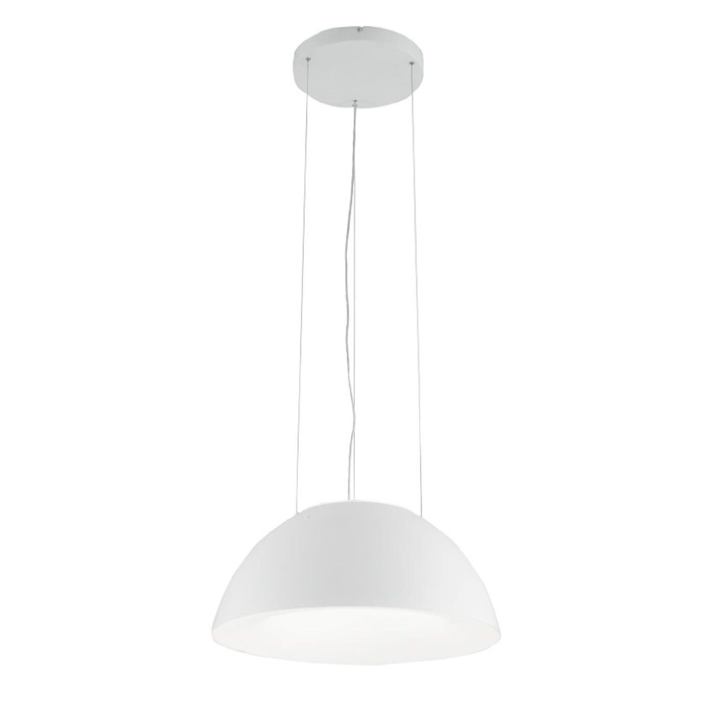 Loa Pendant Light White
