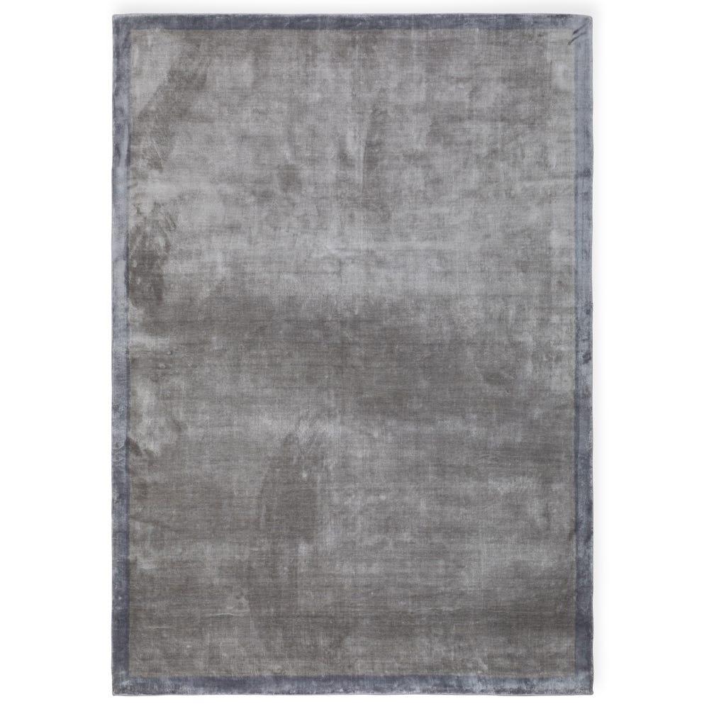 Scala Tencel Rug Silver