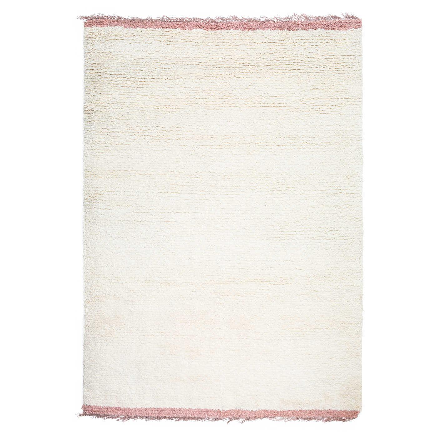 Segovia Rug White and Rose