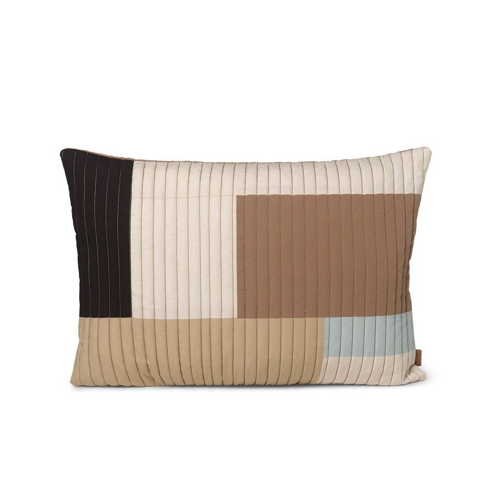 Shay Quilt Cushion Desert 60 X 40CM