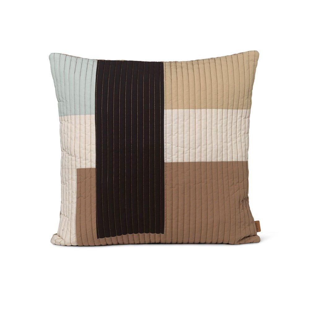 Shay Quilt Cushion Desert 50 X 50CM