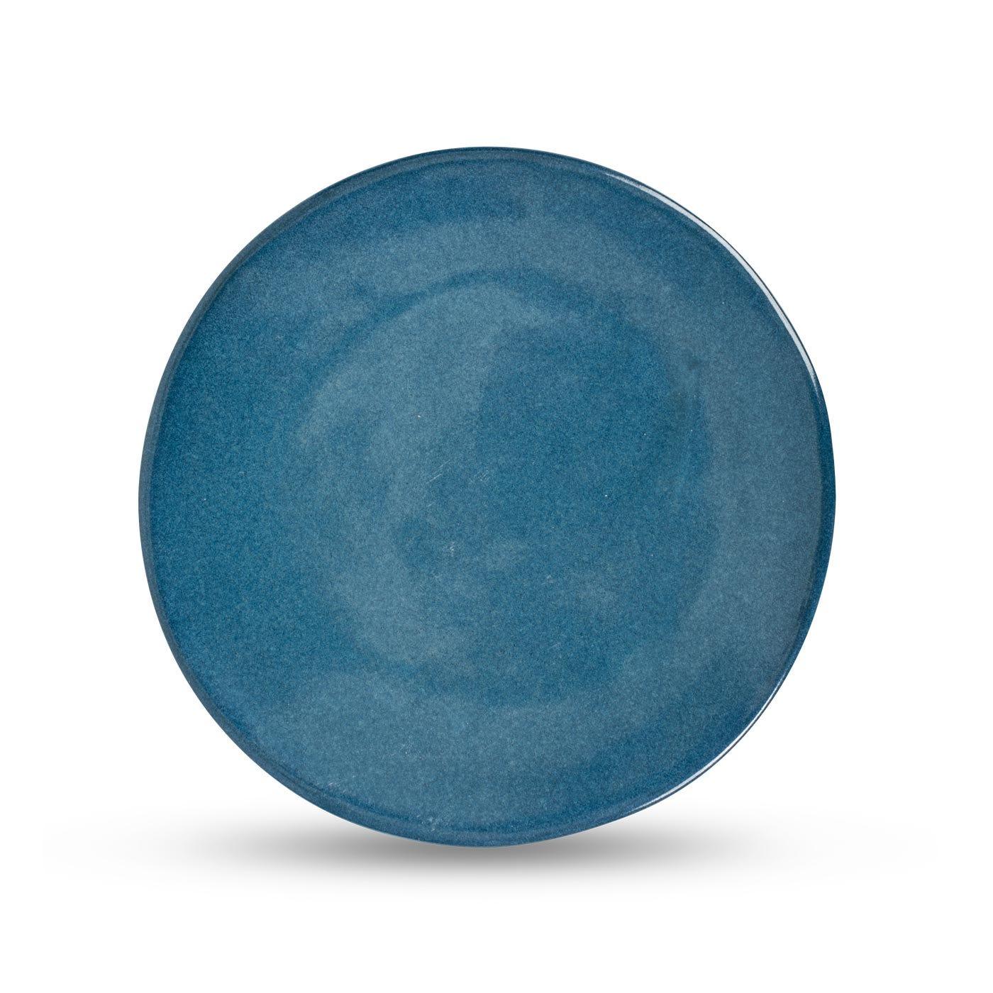 Sapphire Glaze Side Plate
