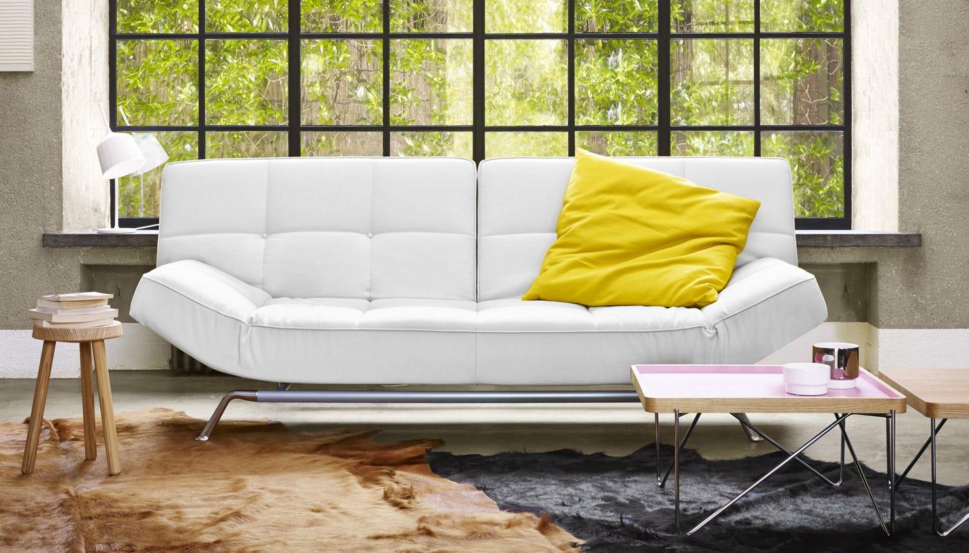 ligne roset smala first sofa bed heal s. Black Bedroom Furniture Sets. Home Design Ideas