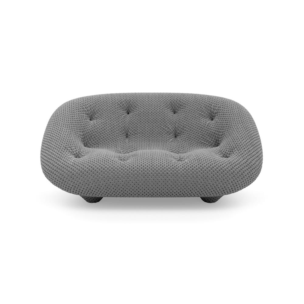 Ploum Small Settee High Back Mood Anthracite