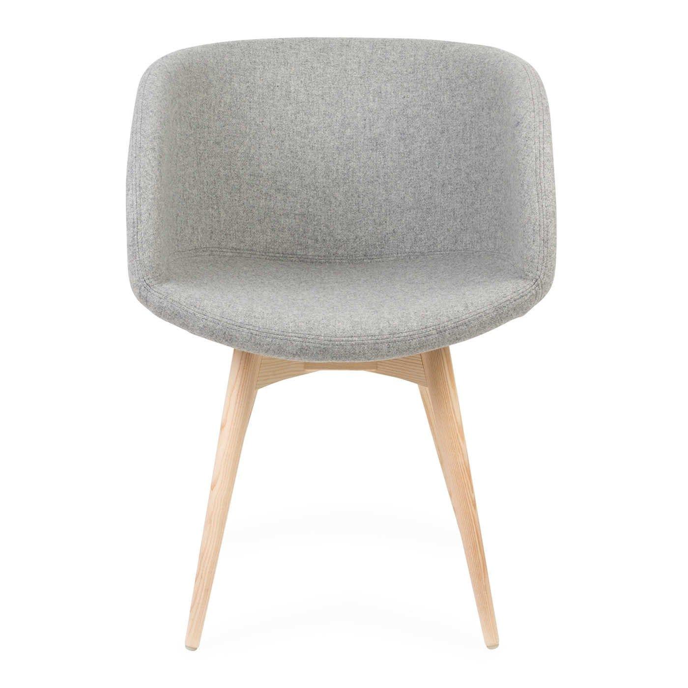 Sonny Armchair Fenix Wool Cement 59F