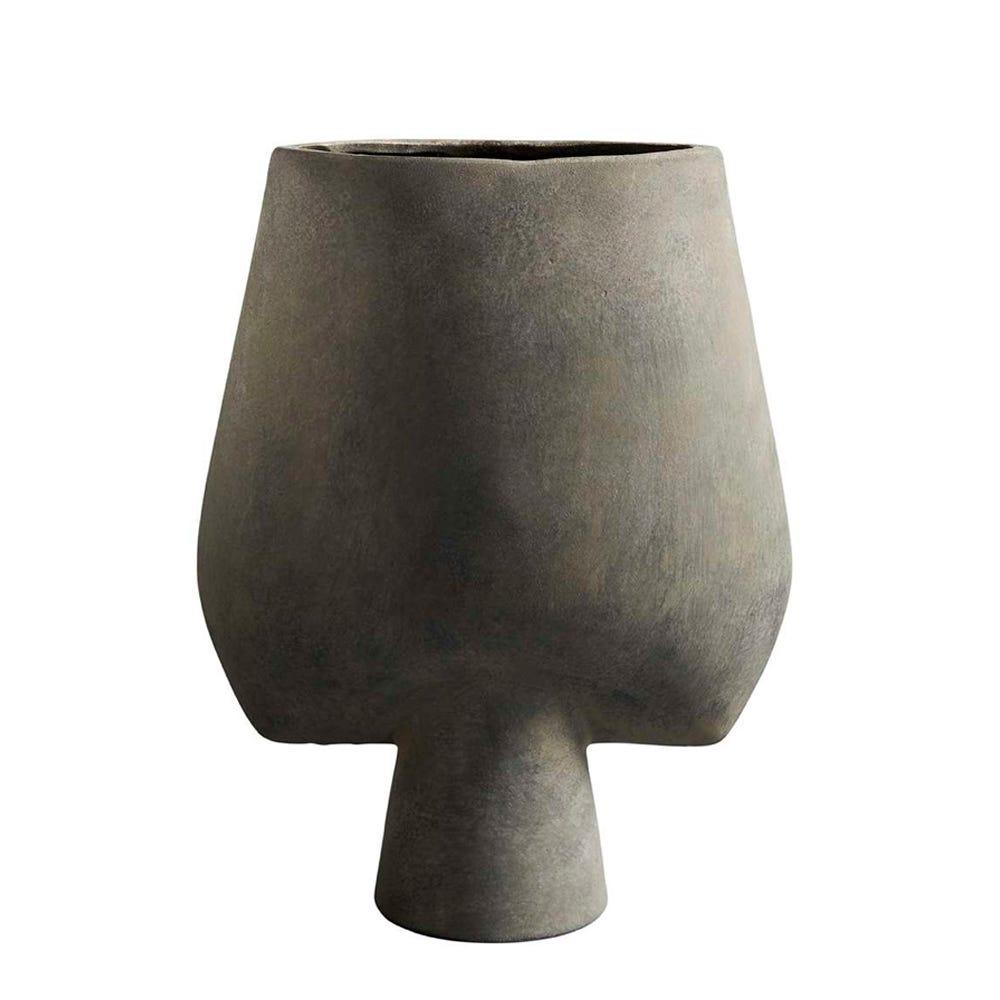 Square Vase Large