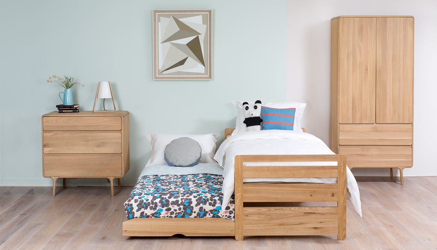 Storabed With Single Mattress Pulled Out Perfect For Children S Sleepovers And Last Minute Guests
