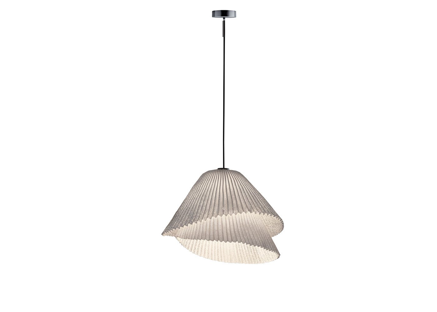As Shown: Tempo Vivace Pendant Lamp Outdoor with Ceiling Rose
