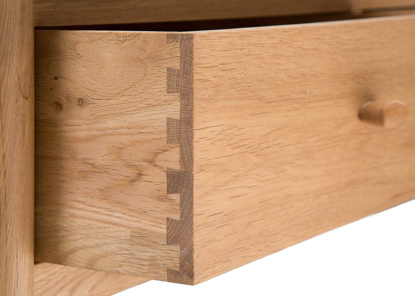Teramo Coffee Table - Dovetail