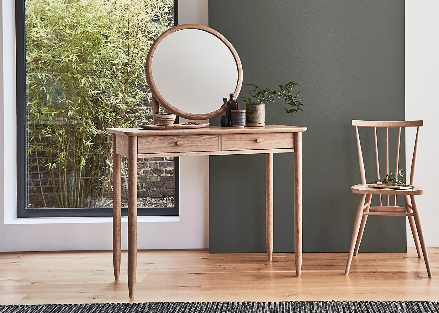 Teramo Dressing Table & Originals All Purpose Chair
