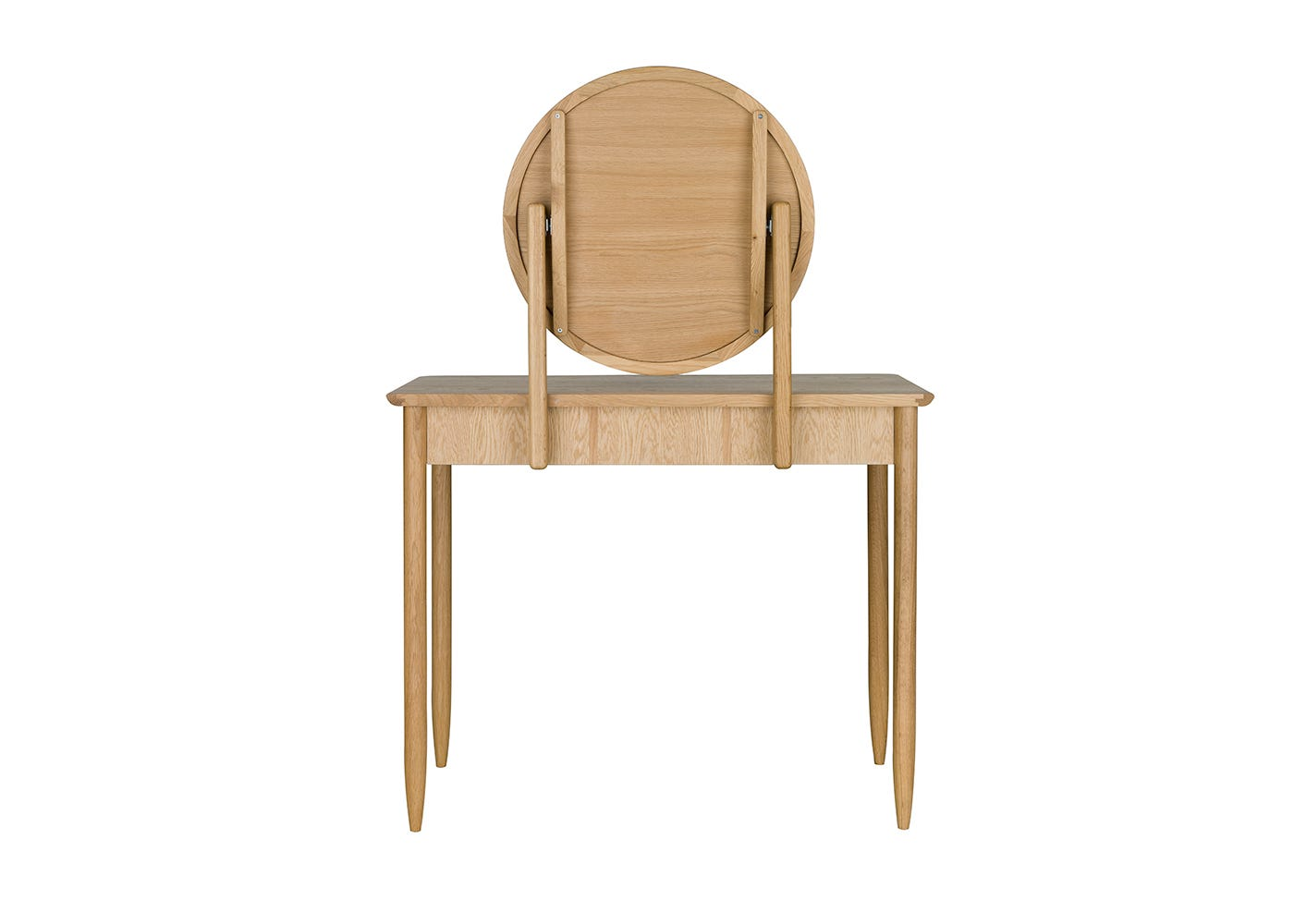 Teramo Dressing Table - Rear View
