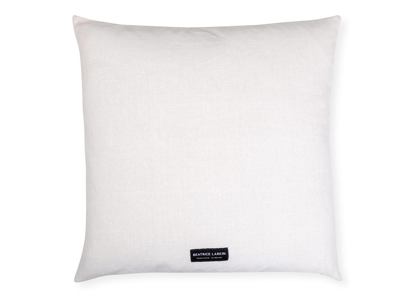 Reverse of cushion