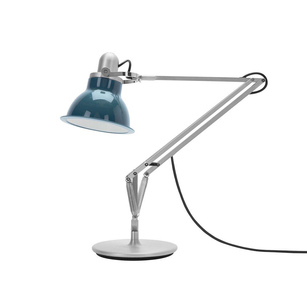 Type 1228 Desk Lamp Ocean Blue Off