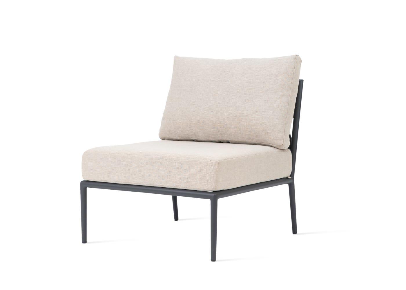Single sofa section