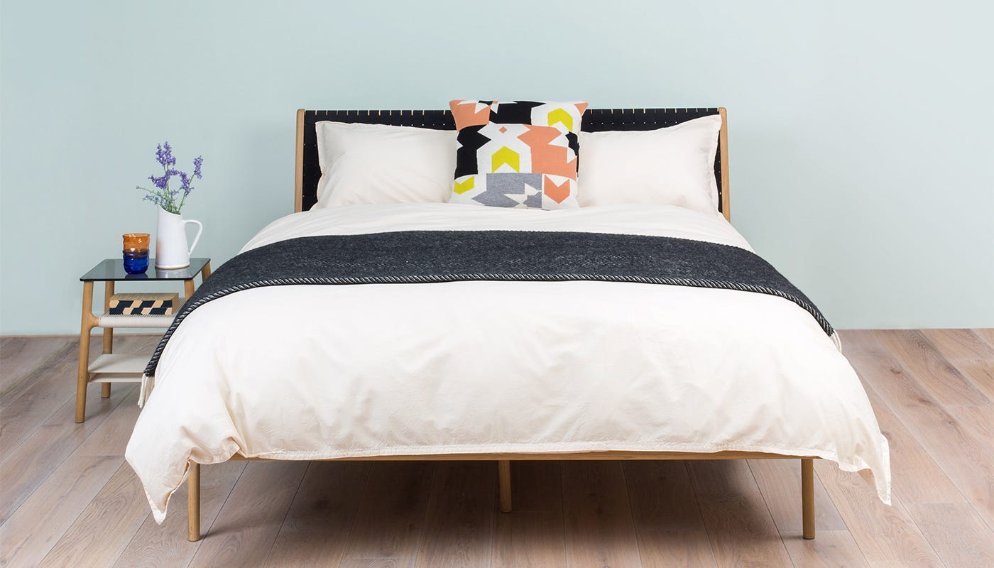 Heal S Washed Cotton Bed Linen Oatmeal Heal S