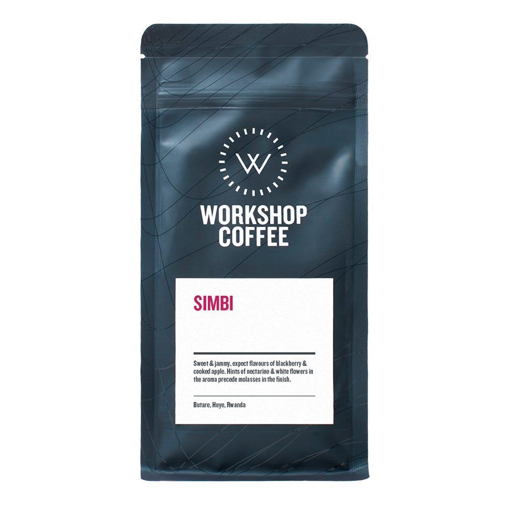 Simbi Filter Coffee Beans 250g